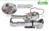 Ferramenta de colocação de correias pneumática da embalagem da mão da ferramenta para máquina da cinta de PP/Pet a auto (AQD-19)