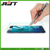 protecteur d'écran en verre 9h Tempered pour la note 4 de Samsung