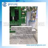 De hydraulische Verdelende Machine van de Steen van het Mozaïek om Graniet Te snijden