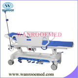 Double Hydraulic Oil Pump를 가진 유압 Patient Transfer Stretcher