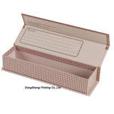 Raffiner Design de Paper Gift Packing Box pour Stationery, Pencil
