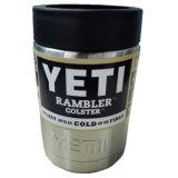 Rambler Colster держателя пива нержавеющей стали Yeti 12oz
