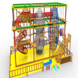 Childrenのための屋内Children Playground Equipment