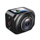 Câmera H360 dos esportes DV com o controlador do telecontrole 2.4G