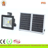 30W Outdoor Solar LED Sensor Flood Light