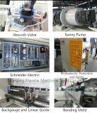 E21 Blad die van de Buigmachine van het Staal van Nc van de Rem van de Pers het Hydraulische Machine vouwen