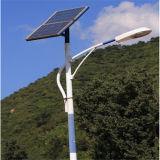 Indicatore luminoso di via solare esterno di alta qualità per la strada principale/giardino (JINSHANG SOLARI)