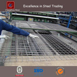 Barra d'acciaio rotonda per i pannelli reticolari industriali (CZ-RP80)