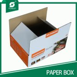 色刷の包装ボックス