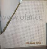 Tarjeta del silicato del calcio--Techo perforado del aislante sano