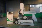 Máquina do router do CNC da gravura do cilindro de 4 linhas centrais com Ce