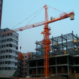 Grue à tour de Topkit de qualité exportée vers le Bangladesh
