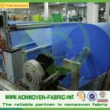 Tela 100% não tecida de Spunbonded do Polypropylene Rolls