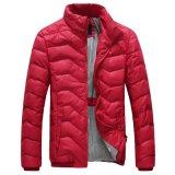 Do inverno da roupa revestimento ocasional ao ar livre morno para baixo para homens