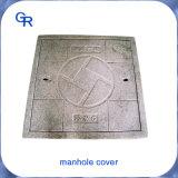 FRP En124 기준을%s 가진 SMC에 의하여 주조되는 맨홀 뚜껑