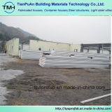 Palmo grande Structrure de acero para el almacén de China