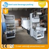 PE semiautomatico Film Packing Machine per Bottle