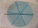 Il PVC ha ricoperto la protezione del ventilatore del nastro metallico