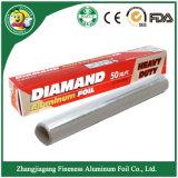 Folha de alumínio Rolls do diamante
