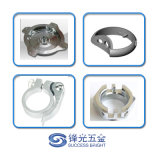 Части CNC допуска точности подвергая механической обработке