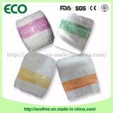 Tecidos baratos de um bebê da boa qualidade da fábrica da classe com indicador molhado
