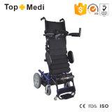 Положение Disable Topmedi с ограниченными возможностями вверх по кресло-коляске силы электрической