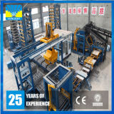 Baksteen/het Blok die van de Vliegas van de bouw de Automatische Concrete Machine maken