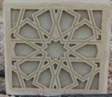 حجر رمليّ نحت [بويلدينغ متريلس] جدار قراميد لأنّ زخارف بيتيّة