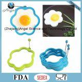 Творческая прессформа яичка силикона цветка облака DIY для малышей Se15