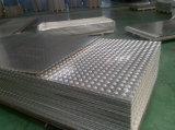5052 4mm checkered Aluminiumplatte