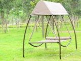 アルミニウム織物のファイバーが付いている新しく安い屋外のホテルのプールの余暇のサンルームの椅子
