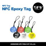 Nfc 에폭시 꼬리표 Ntag213 Hf 13.56MHz PVC ISO14443A