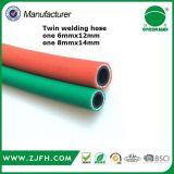 Гибкая линия шланг PVC твиновская заварки от фабрики