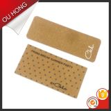 Paper bianco New Hang Tags con String