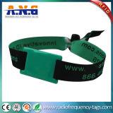 Bracelet tissé d'IDENTIFICATION RF pour le contrôle d'accès