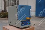 (2Liters) Mini fornace a temperatura elevata per l'esperimento del laboratorio fino a 1200c