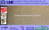Ткань /Laminating /Lamination PP Spunbond верхнего качества Nonwoven прокатанная Non сплетенная (номер A11G002)