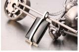 Form-hängende Zubehör-Edelstahl-Halskette