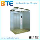Cer-gute Dekoration und lärmarmer Passagier-Aufzug ohne Maschinen-Raum