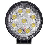 luz de trabajo de 27W LED para la iluminación auto