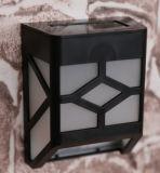 Lumière solaire de la lampe Fq-N108 solaire fixée au mur moderne