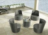 Insieme di alluminio del vaso del sofà del rattan di Ootdoor