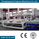 Plot de pipe de PVC de machine/de Zhangjiagang d'extrudeuse faisant la machine de /Belling de machine/machine de Socketing
