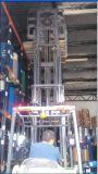 De V.N. Brand 3.5t 3500kg Diesel Forklift met Triplex 6.0m Mast