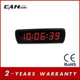 [Ganxin] ha condotto il segno Orologio da parete con GPS