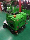 Elektrisches Sweeper Road Sweeper Machine mit Charger