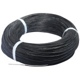 Fio flexível extra isolado silicone 26AWG com 005