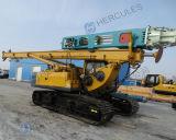 Гидровлическое Hammer на Crawler Piling Machine