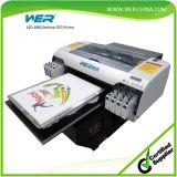 Imprimante à grande vitesse approuvée de l'effet 3D A2 4880 DTG de la CE