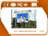 El panel de visualización de aluminio vendedor caliente de LED de la cabina Outdoorp3.91 P4.81 con precio bajo